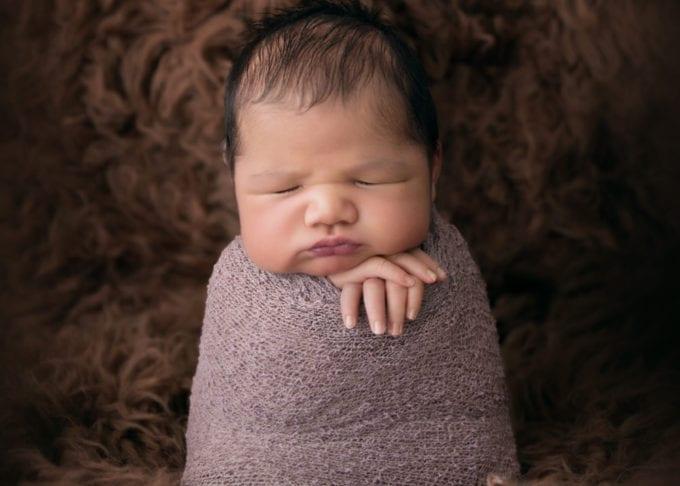 Koda – newborn photographers Gold Coast