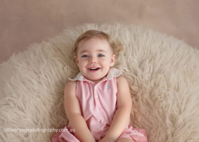 Professional baby photography gold coast