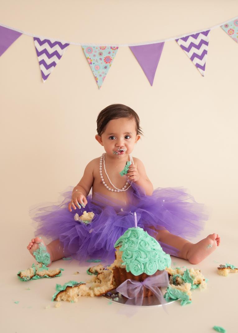 Cupcake photographer