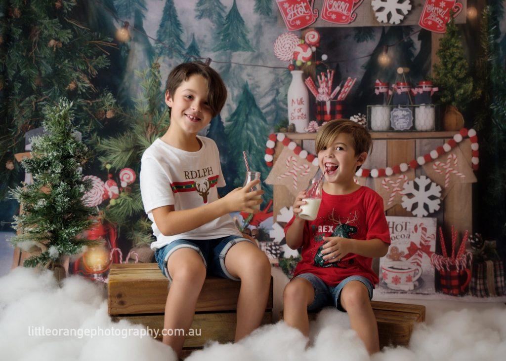 2018 christmas family mini sessions gold coast