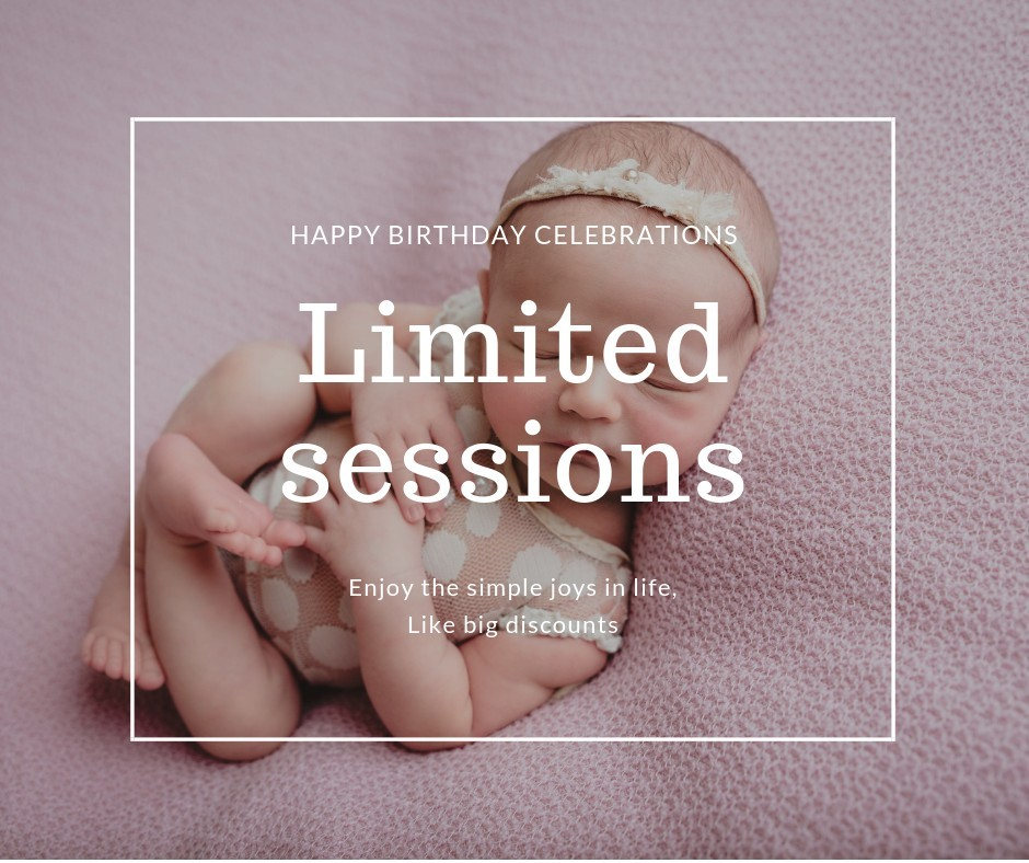 Affordable baby photography